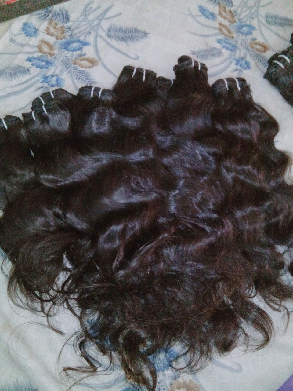 Raw Indian Deep Way Hair Extensions