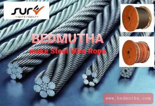 Bedmutha Elevator Wire Rope
