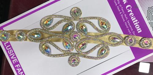 Code Dori Diamond Fancy Belt