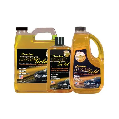 AIPL ABRO® PREMIUM GOLD CAR WASH