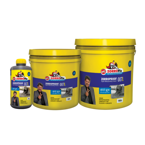 Zorroproof 007L - Liquid Integral waterproofing compound