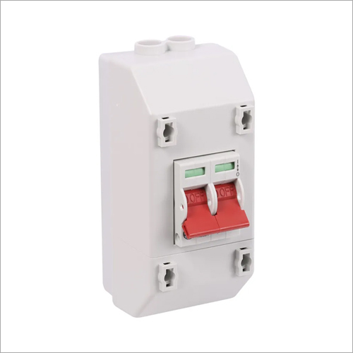 Isolator Switch With Enclosure