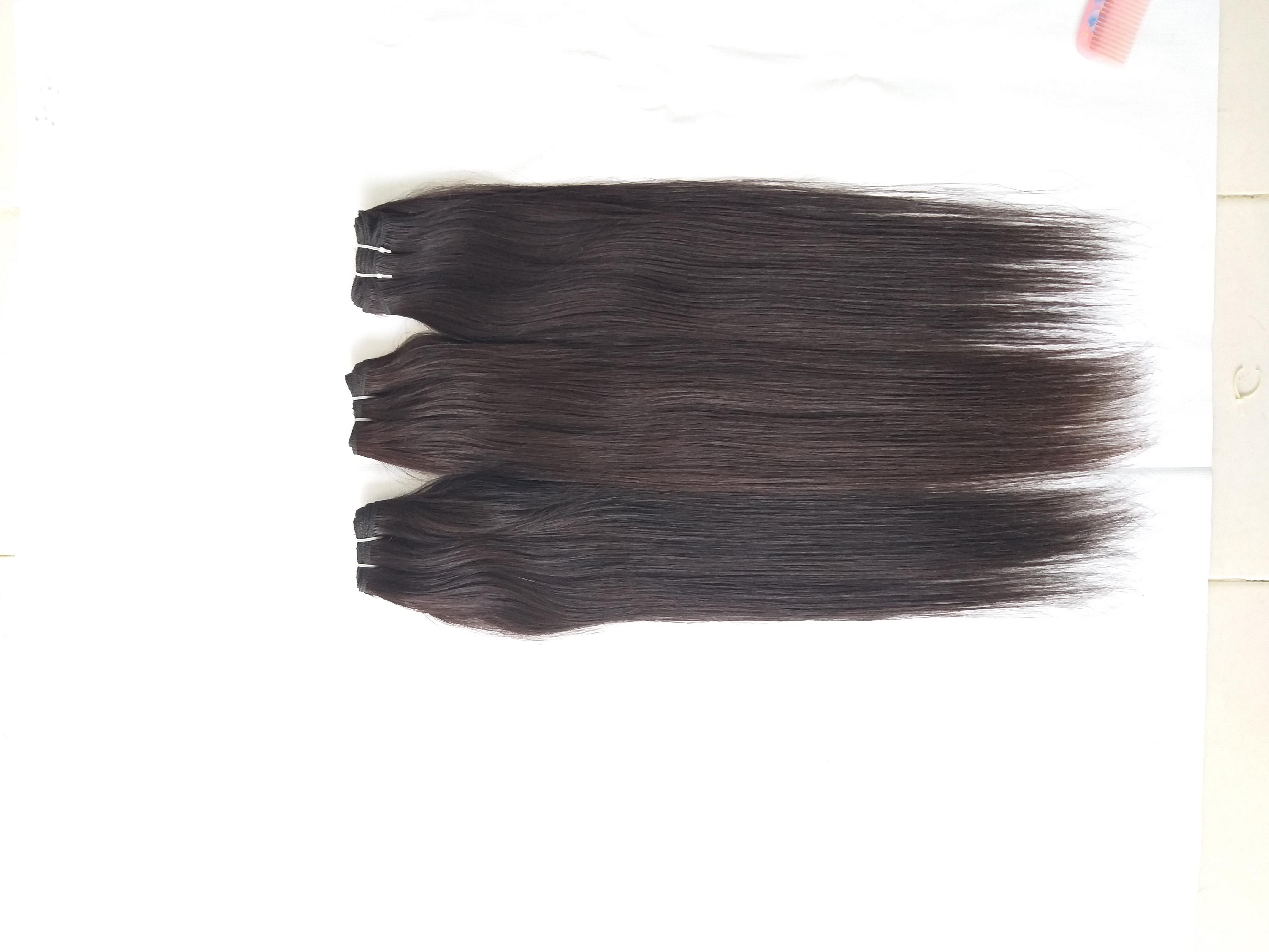 Premium Straight Indian Hair