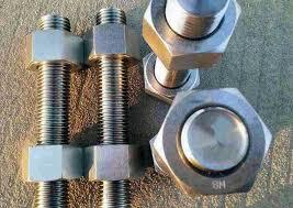 Nimonic 75 Alloy Bolts