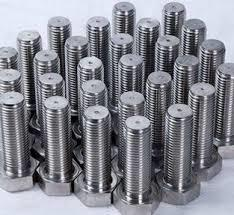 Nimonic 263 Alloy Bolts