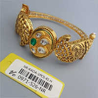 Stylish Antique Kundan Kada