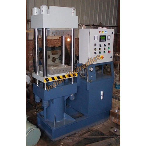 Single Station Rubber Molding Press