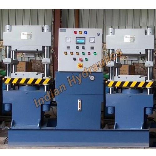 Rubber Molding Press Two Station
