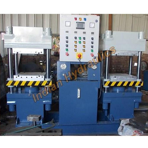 Flap Rubber Molding Press