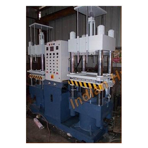 Double Station Rubber Molding Press