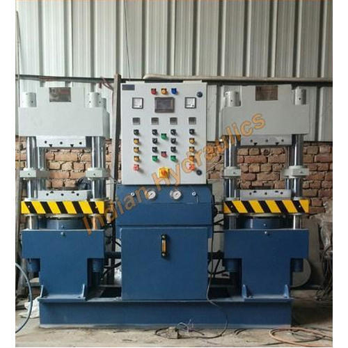 Two Station Rubber Molding Press