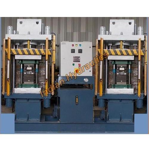 Automatic Hydraulic Brake Line Molding Press