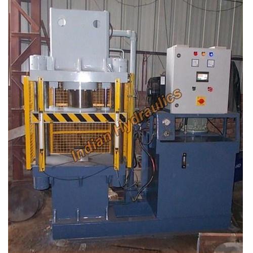Pillar Type Melamine Crockery Molding Press