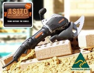 AS170 Brick and Saw