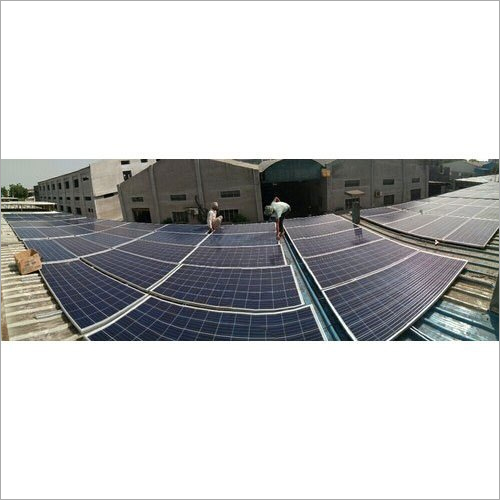 50Kw Solar Rooftop Power Plant