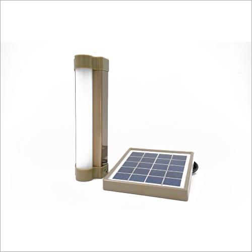 Solar Lantern And Water Heater