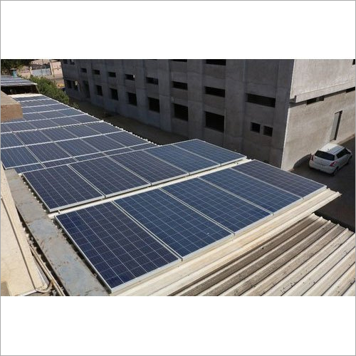 80Kw Solar Power System
