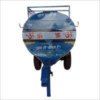 Water Storage Tanker Trolley