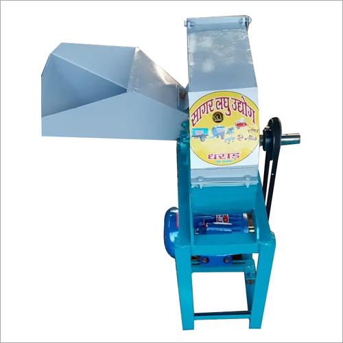 MS Chaff Cutter Machine