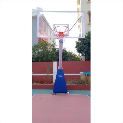 Web Movable Basketball Post