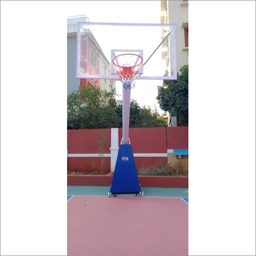 Web Movable Basketball Post