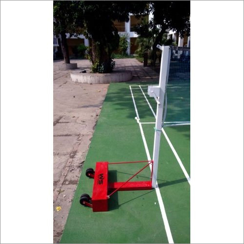 Movable Badminton Pole