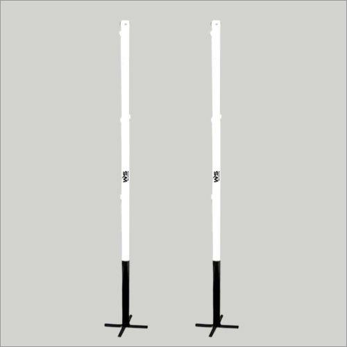 Web Sports Fixed Badminton Pole