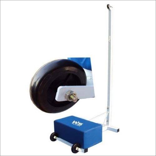 Movable MS Badminton Pole