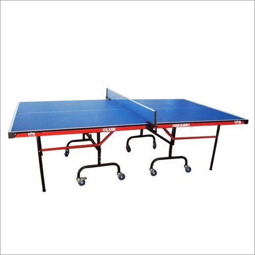 Rectangular Tennis Table