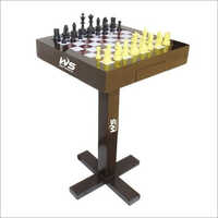 Wooden Chess Table