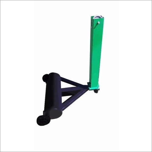 Movable Lawn Tennis Pole