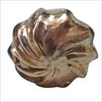 Gold Mercury Glass Door Knob