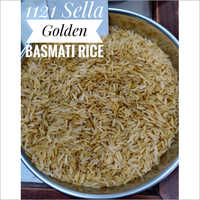 1121 Sella Golden Basmati Rice
