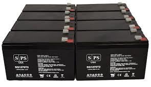 SMF 7.2 Ah Sealed Rechargeable Battery