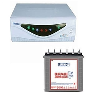 Luminous Inverter With Tubular Battery