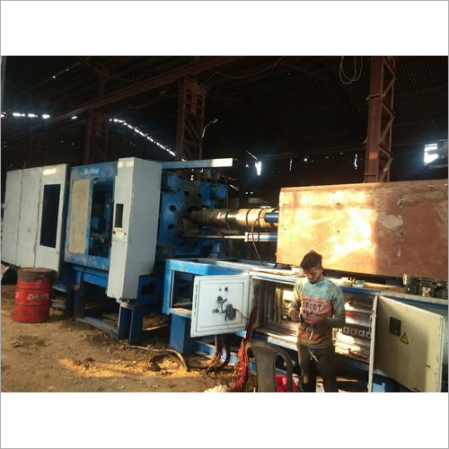 Plastic Crates Injection Moulding Machine