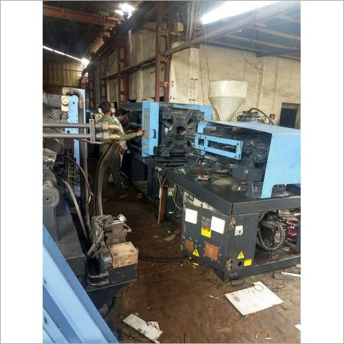 50 Ton Injection Molding Machines