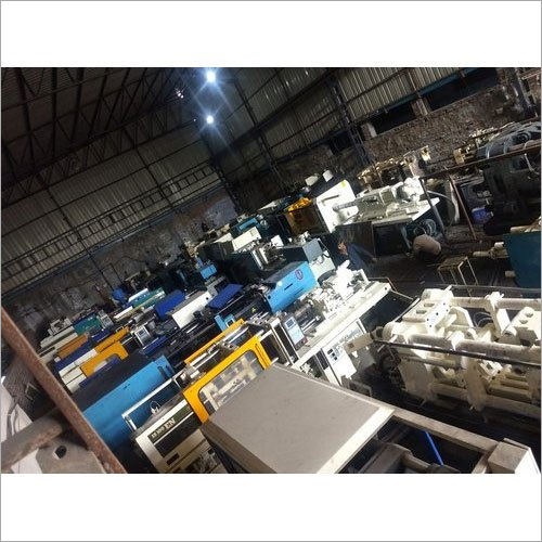 130 Ton Horizontal Injection Moulding Machine