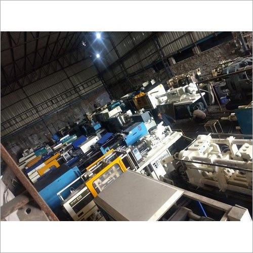 130 Ton Horizontal Injection Moulding Machine