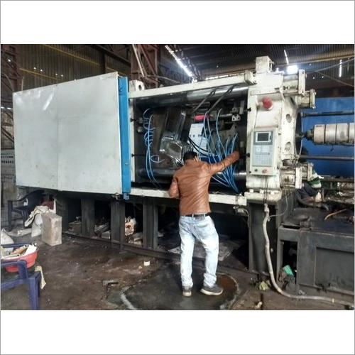 Used Plastic Crate Moulding Machine