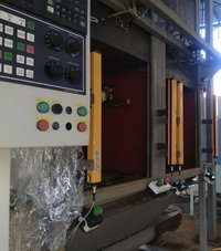 CNC Grit Blasting Machine