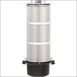 Dust Collector Exhaust Filter