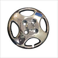 E-Rickshaw Chrome Plated Wheel Rim
