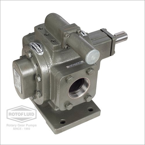 Fluid Coupling Rotary Gear Pump