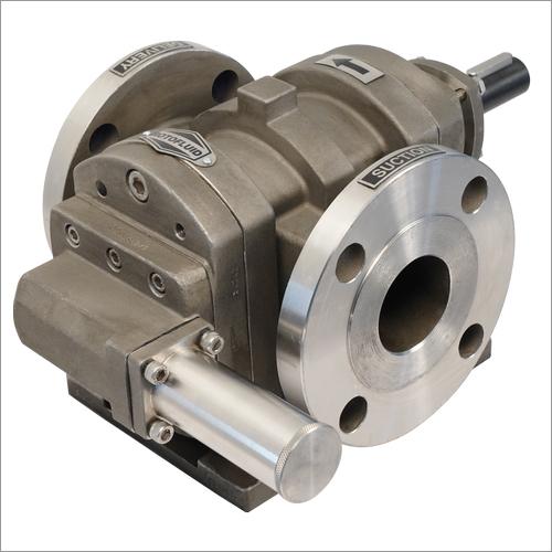 Stainless Steel Twin Gear Pump