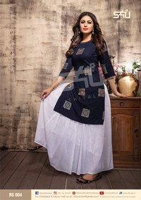 Shivali Lunched By Retro Skirts