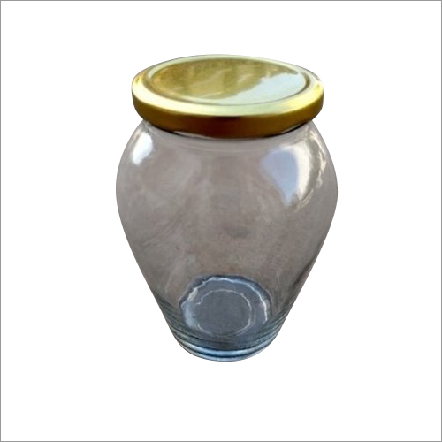 500ml Matki Glass Jar