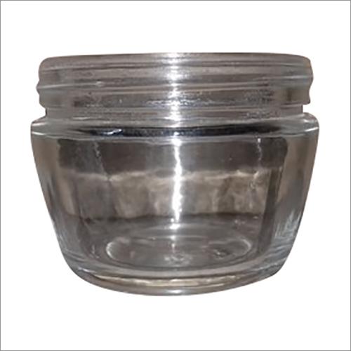 Cosmetic Glass Jars