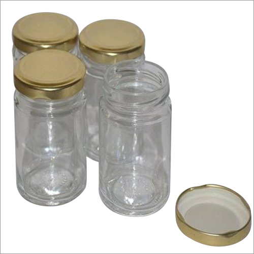 250ml Bamboo Glass Jar