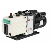 Double Stage Oil Sealed-Rotary Vane Vacuum Pump
